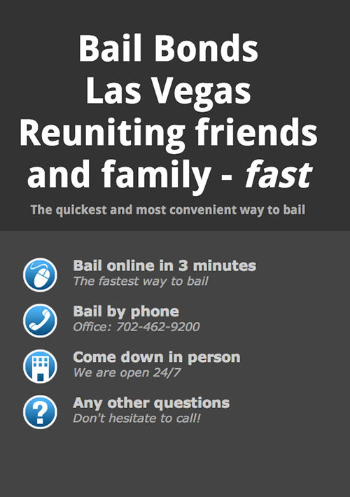 Bail Bonds for Las Vegas Detention Center