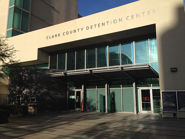 Clark County Jail Inmate Roster